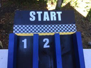 Lego race car track